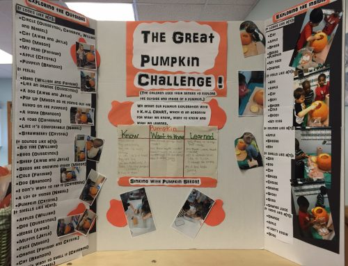 Great Pumpkin Challenge